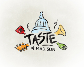 The Taste of Madison Logo