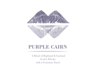 Purple Cairn
