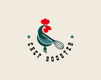 Chef Rooster