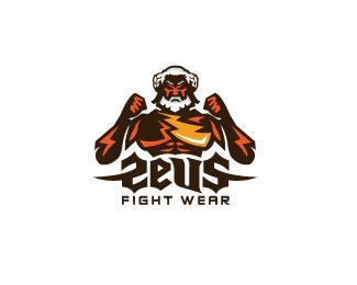 logopond logo brand amp identity inspiration zeus fight