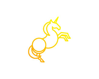 Gold Unicorn