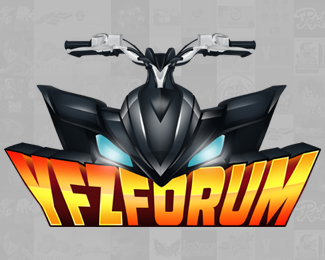 YFZ Forum Logo Design