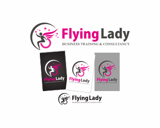flying lady