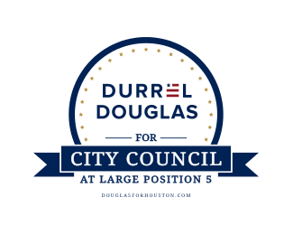 Durrel Douglas for Houston City Council