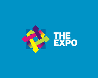 The Expo logo design