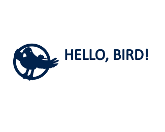 Hello, Bird! Logo Sale