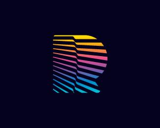Logopond logo brand identity inspiration r letter logo design r letter logo design altavistaventures Image collections