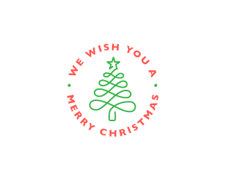 we wish you a merry christmas - Merry Christmas Logos