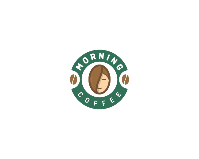 Morning Coffee Emblem