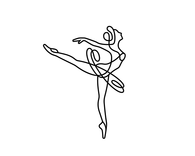 Ballerina 📌 Logo for Sale