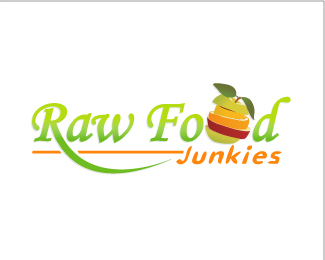 Raw Food Logo
