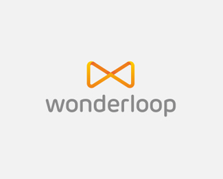 WonderLoop Logo Design