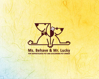 Ms. Behave & Mr. Lucky
