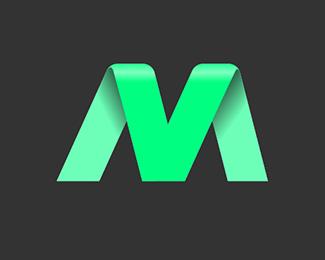 The Letter M Logo