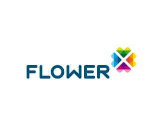 Flower - Abstract Logo