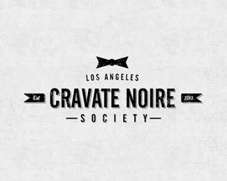 Cravate Noire Society