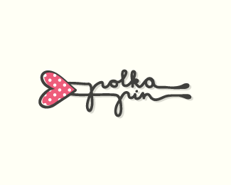 polka pin vintage fashion boutique
