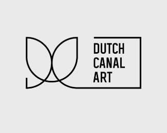 Dutch Canal Art