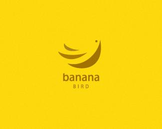 logopond logo brand amp identity inspiration banana bird