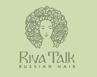 Riva talk russian hair