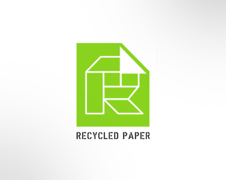 Recycled Paper Logo