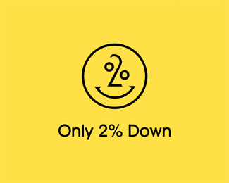 Only 2% Down