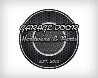 Garage Door Hardware Parts