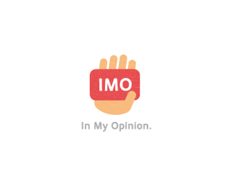 IMO - In My Opinion