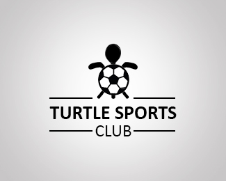 Turtle Sports Club - B&W