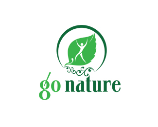 Go Nature Logo