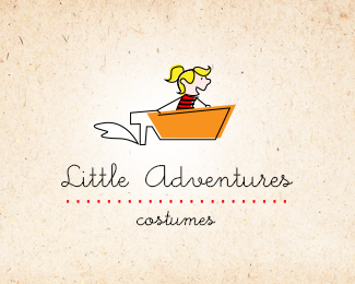 Little Adventures girl