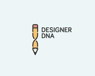 Logo Designer DNA by LogoLagoon - Inspiration Logos - Studio Karma - Graphiste Freelance