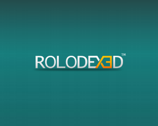 Rolodexed