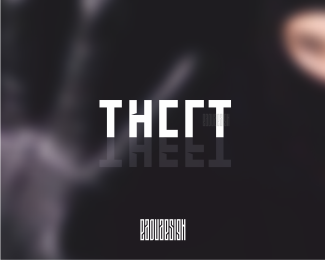 THEFT by Edoudesign 2019 ©