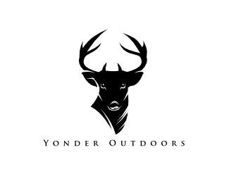 Yonder Outdoors Deer Logo