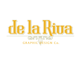de la Riva Graphic Design Co.