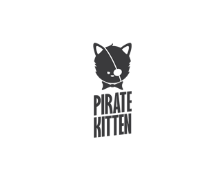 PIRATE KITTEN