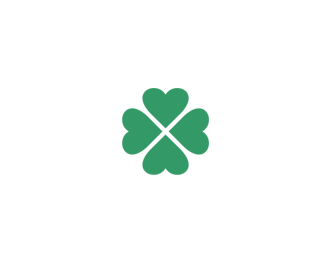 Kisac 4 Hearts Four Leaf Clover