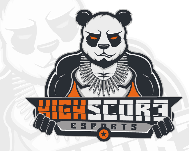 Highscore mascot