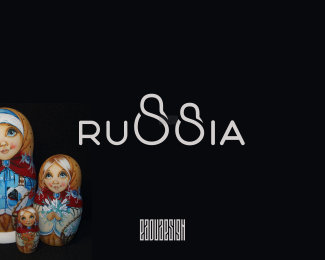 RUSSIA by Edoudesign 2019 ©