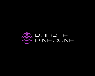 Purple Pinecone