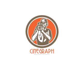 Cinegraph Digital Audio Video Solutions Logo