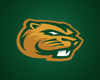 Portland Beavers Secondary Logo