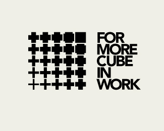 For More Cube in Work