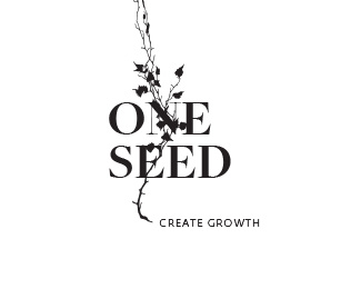 One Seed logo concept