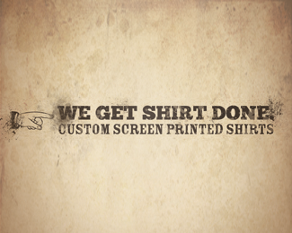 We Get Shirt Done