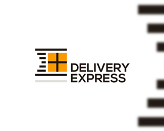 Delivery Express logo (re)design
