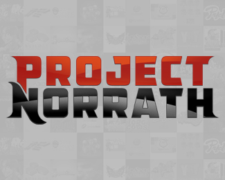 Project Norrath Logo Design