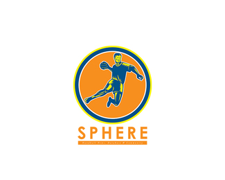 Sphere Handball News Digest Logo