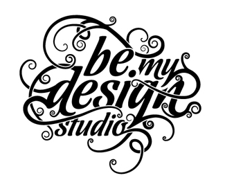 Be My Design Studio - Alternate Logotype